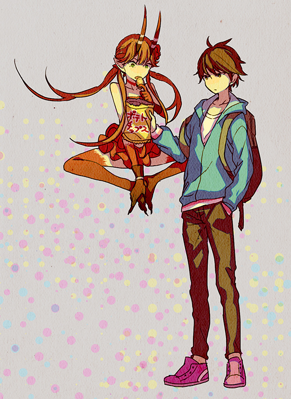 Tags: Anime, Ina (Pixiv292565), [C], Mashu, Yoga Kimimaro