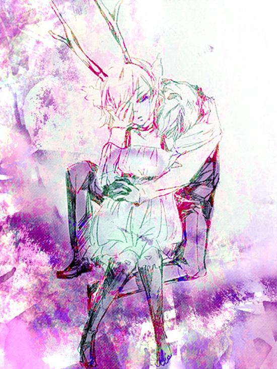 Tags: Anime, Pixiv Id 1010910, [C], Q, Souichirou Mikuni, Pixiv, Fanart