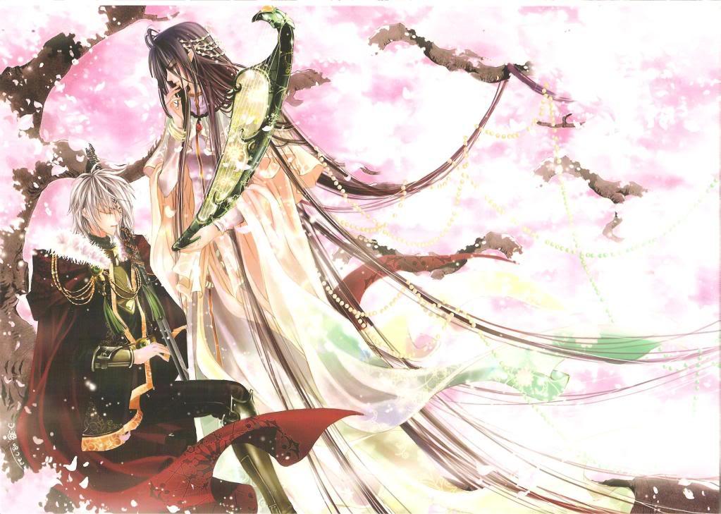 1 2 Prince Anime Characters : ½ prince  zerochan