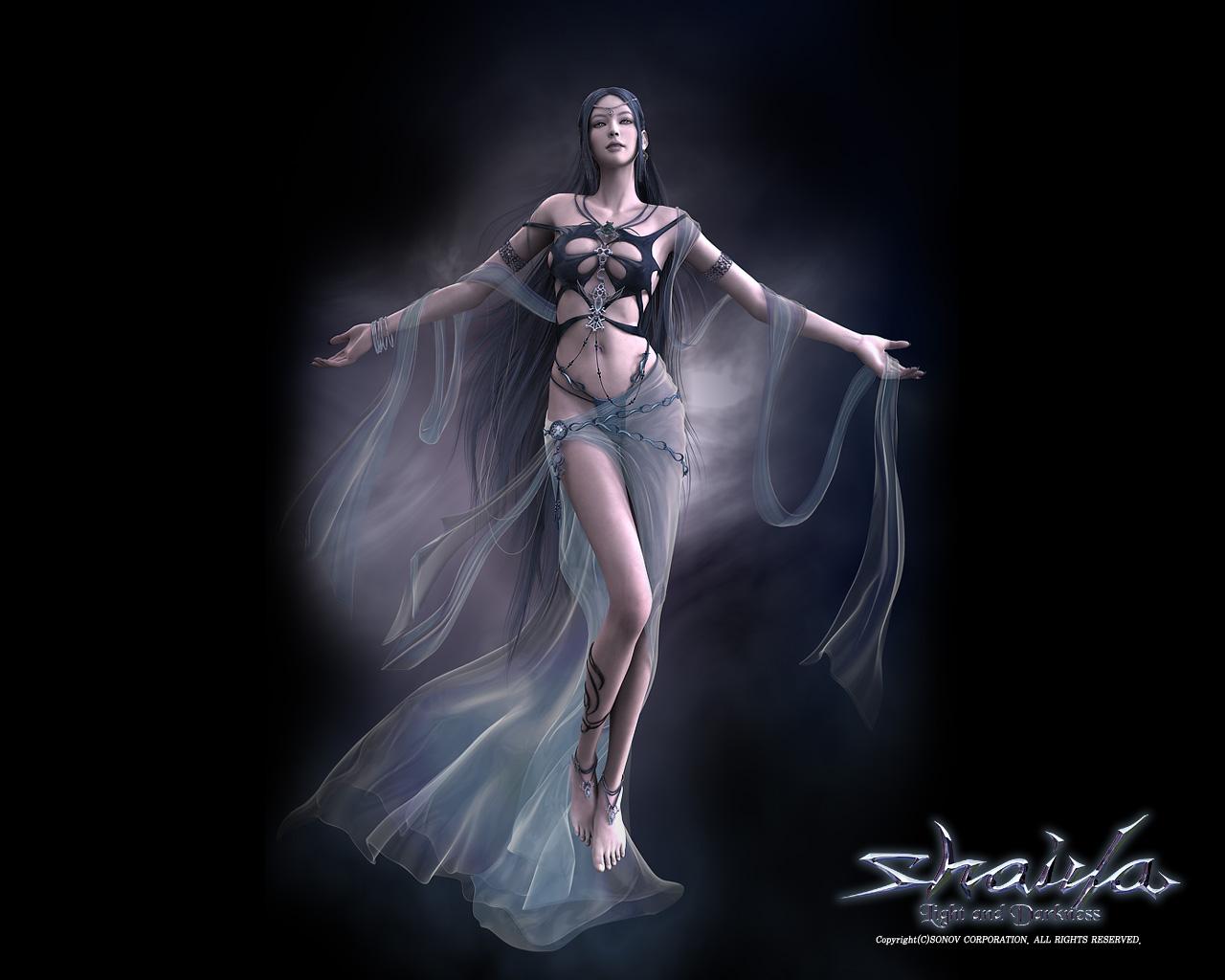 Étaine the dark goddess wallpaper #665792 - zerochan anime image board
