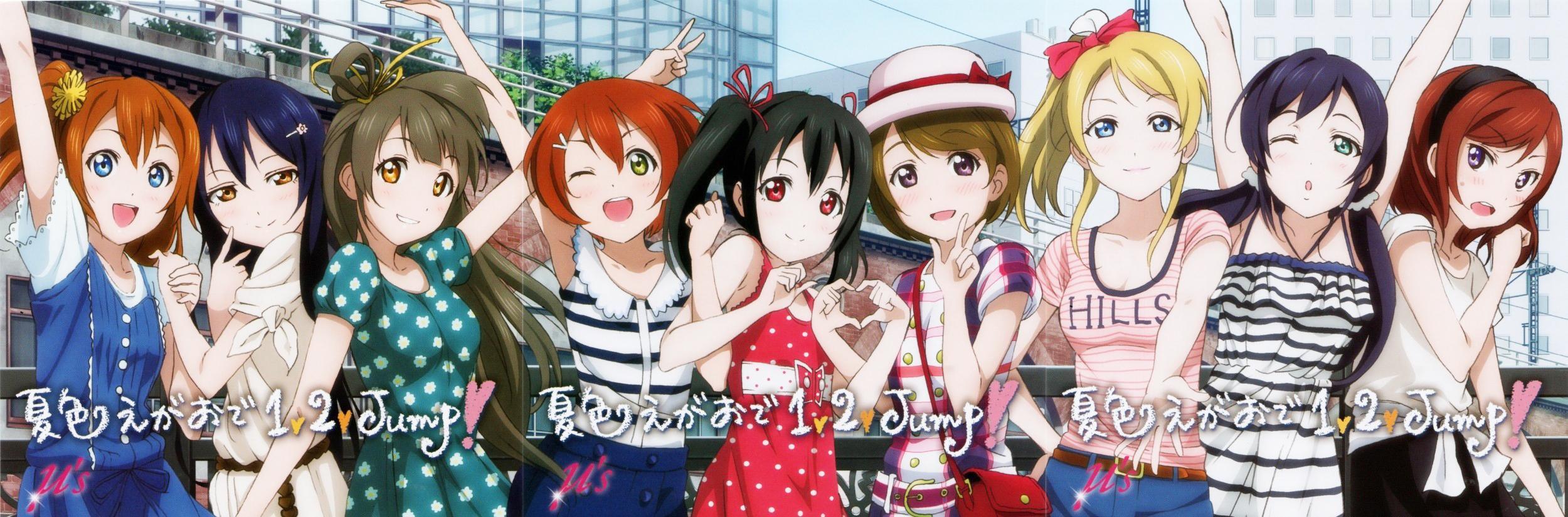 Love live zerochan anime image board - Love live wallpaper 540x960 ...
