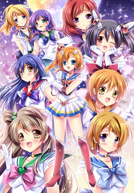 Tags Anime Sakurano Ru Love Live Ayase Eri Nishikino Maki