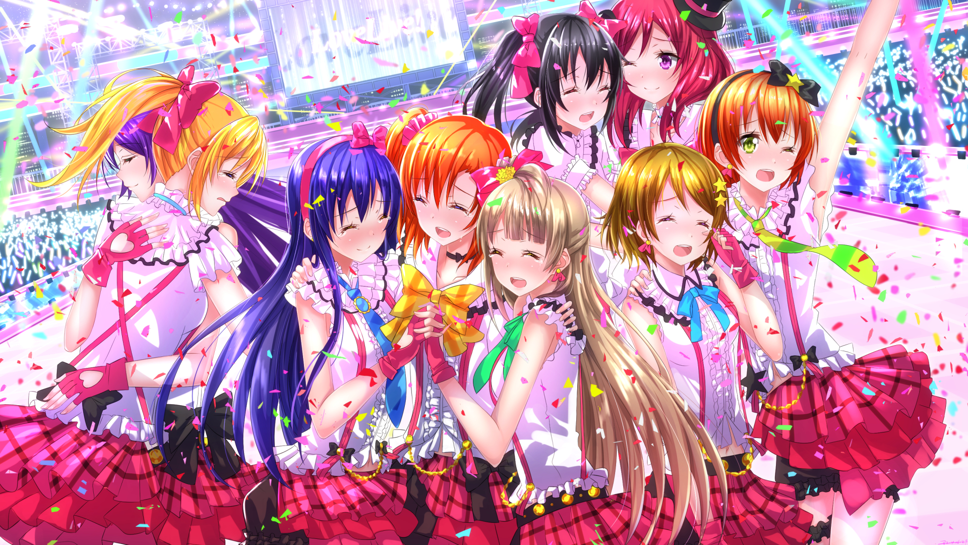 Love Live Wallpaper Hd For Pc : ? s - Love Live! - HD Wallpaper #1735982 - Zerochan Anime ...