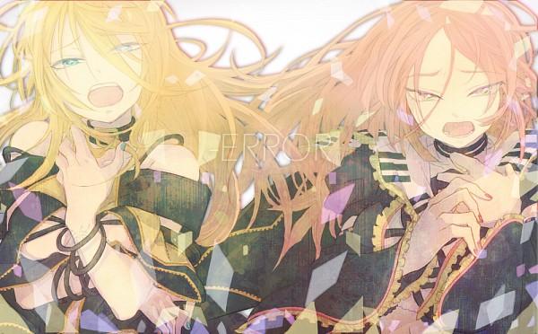 Tags: Anime, Pheno15, UTAU, VOCALOID, Namine Ritsu, Lily (VOCALOID), Wind