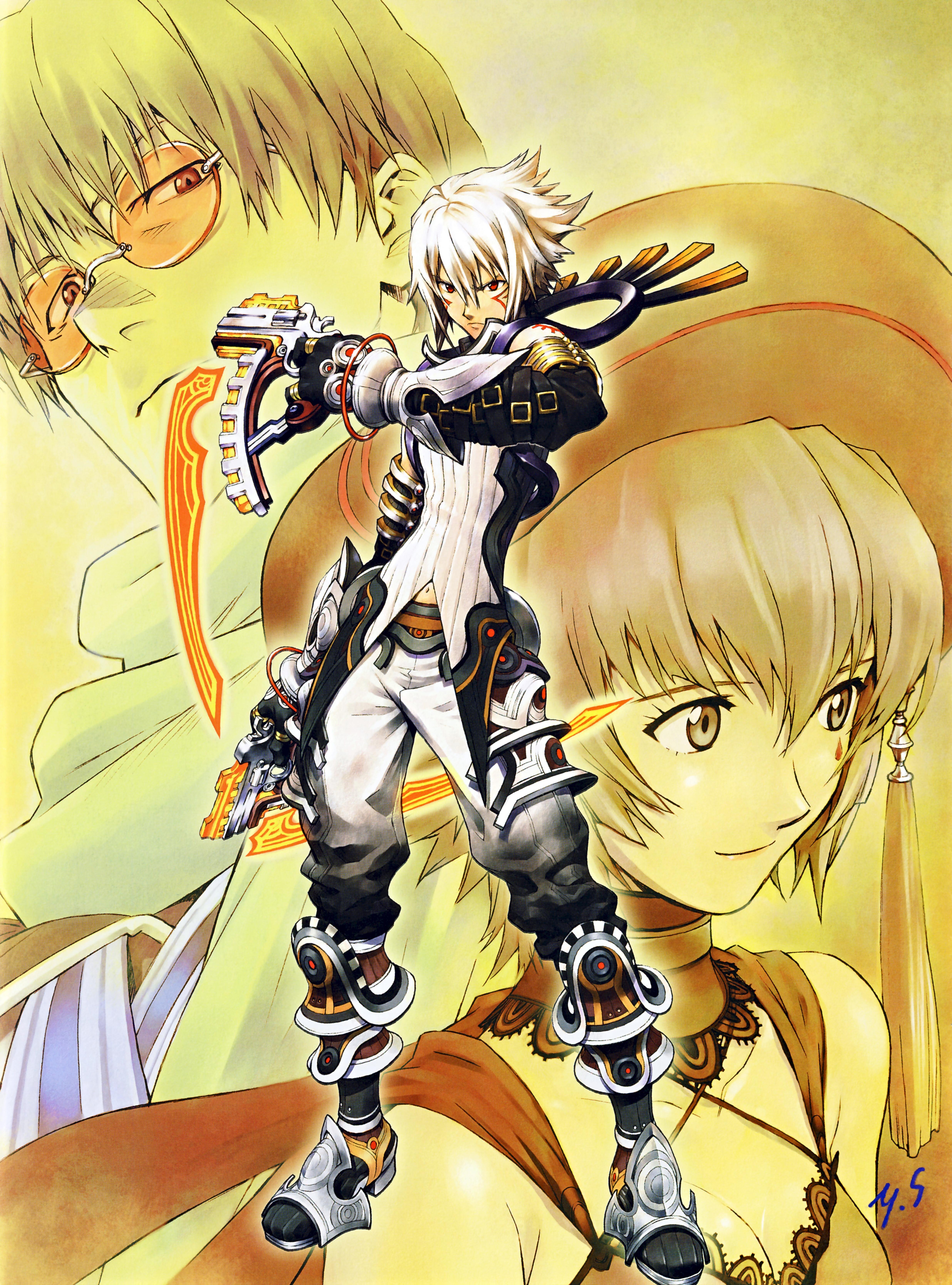 Xth Form - Zerochan Anime Image Board