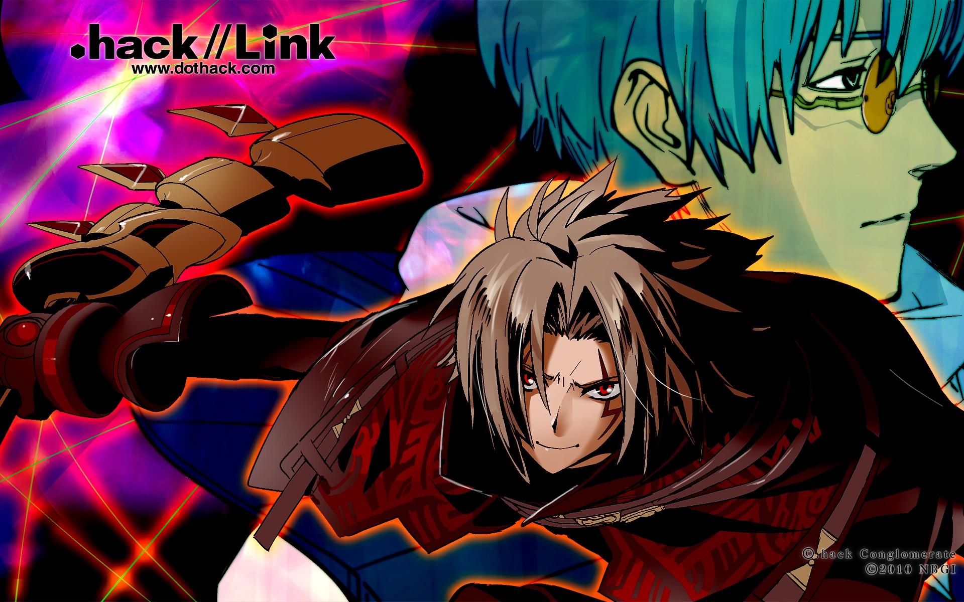 Hack Link Wallpaper Zerochan Anime Image Board