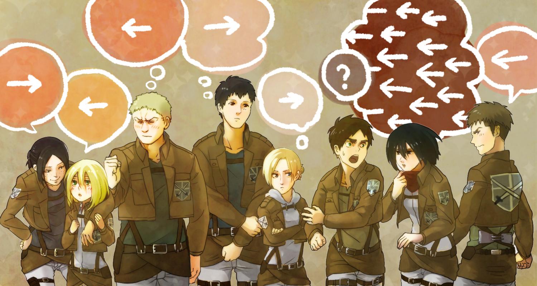 104th Trainees Squad/#1603749 - Zerochan