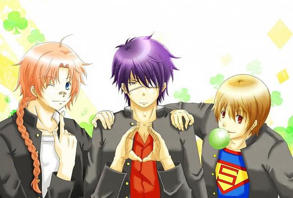 Anime Characters 170 Cm : Cm trio zerochan