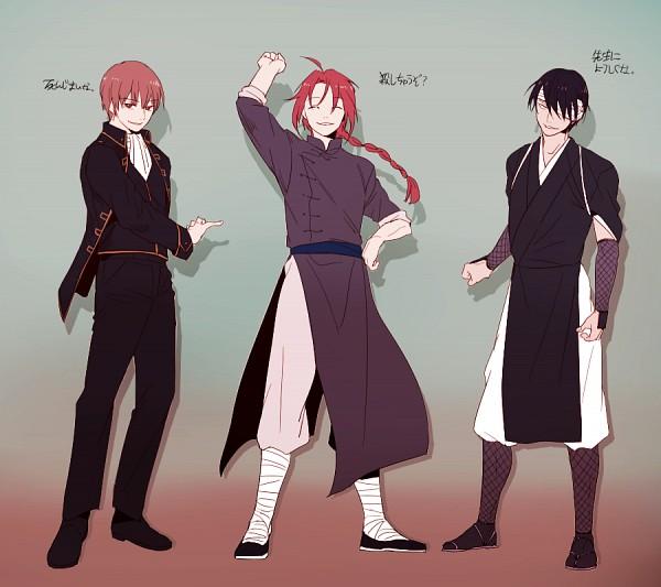 Anime Characters 169 Cm : Cm trio zerochan