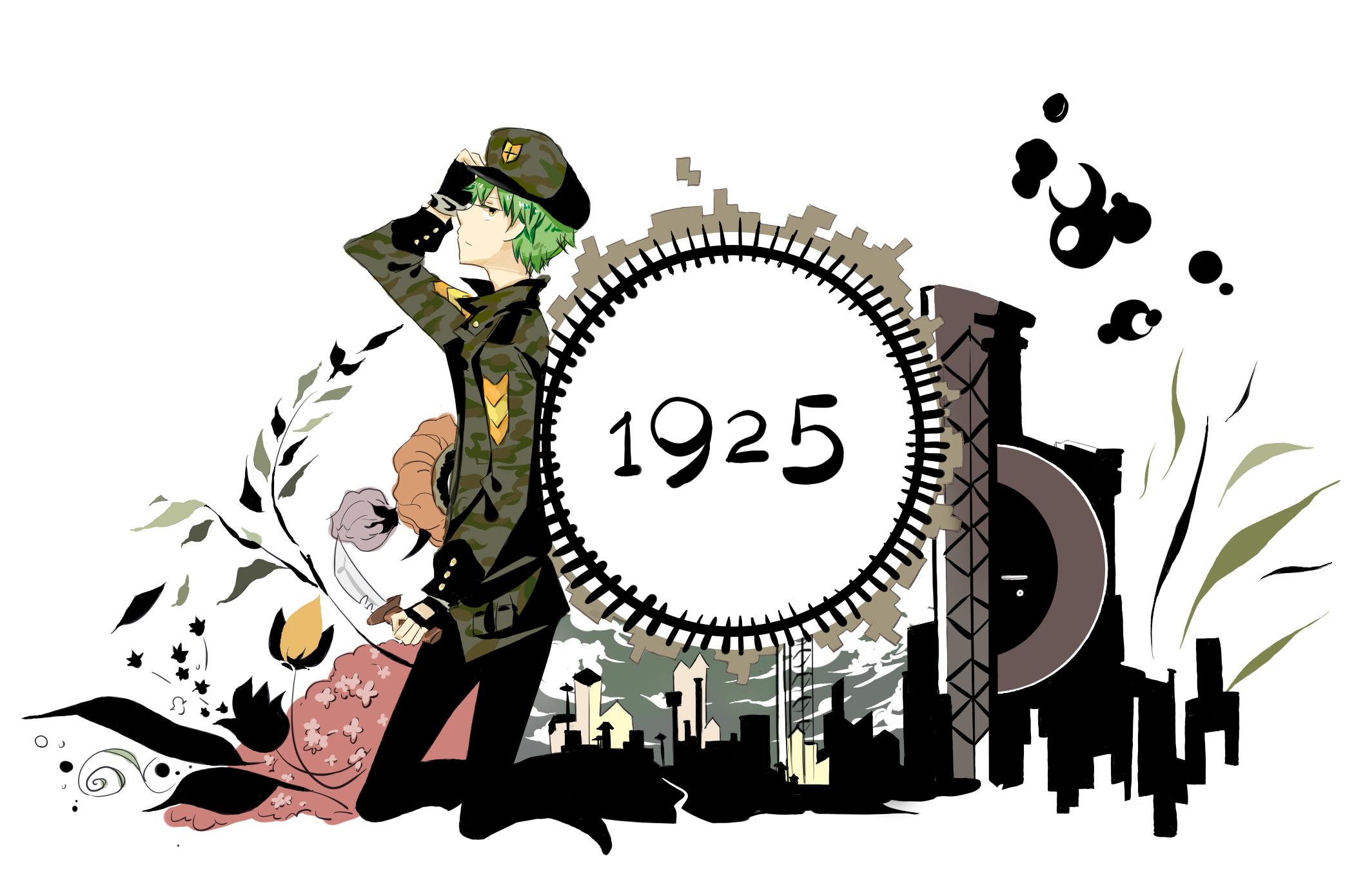1925 (VOCALOID) - Zerochan Ani...