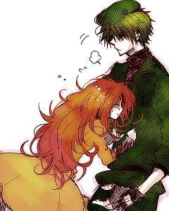 ♥Flaky y Flippy♥ (Versión Anime, 100 Imágenes)