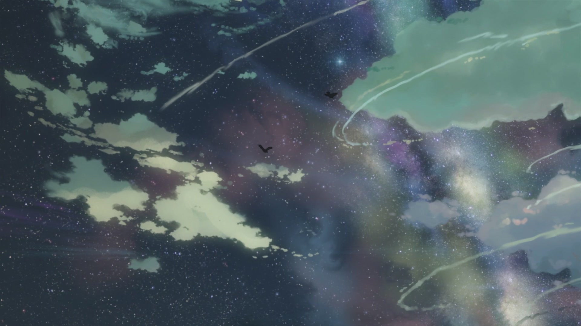 5 Centimeters Per Second Wallpaper Page 2 Zerochan Anime