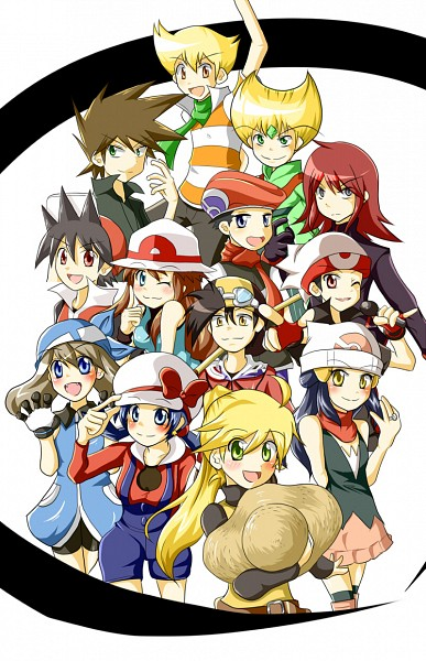 Tags: Anime, Pokémon, Pokémon spécial, Haruka (Pokémon), jaune (Pokémon)
