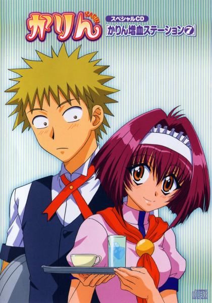 Tags: Anime, Chibi Vampire, Karin Maaka, DVD (Source), Kenta Usui