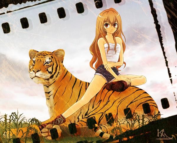 Tags: Anime, Toradora!, Aisaka Taiga