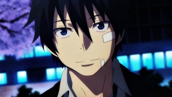 Tags: Anime, Screenshot, Ao No Exorcist, Okumura Rin