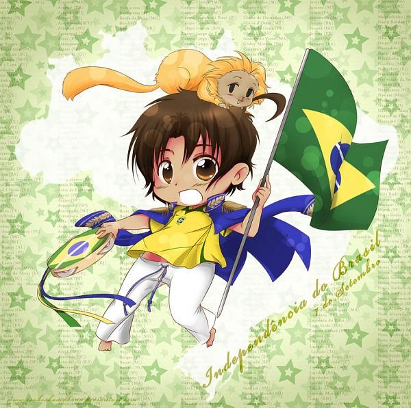 Personagem Brasil  468805