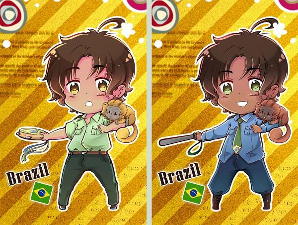 Personagem Brasil  714008
