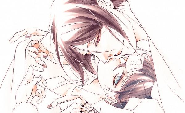 Tags: Anime, Fanart, Kuroshitsuji, Sebastian Michaelis, Ciel Phantomhive