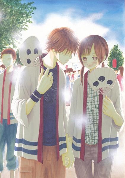 Tags: Anime, Bokura Ga Ita, Scan, Motoharu Yano, Nanami Takahashi