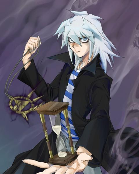 Tags: Anime, Yu-Gi-Oh!, Yami Bakura, Studio Gallop, Yu-Gi-Oh! Duel Monsters