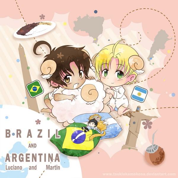 Personagem Brasil  468809