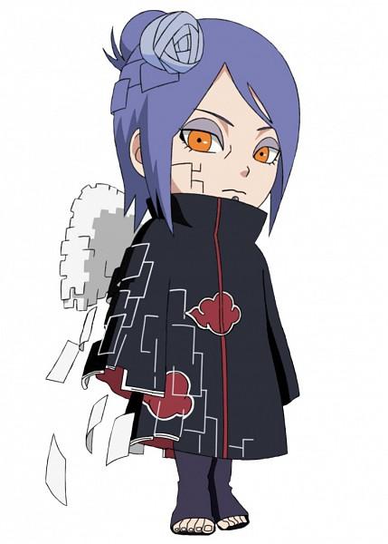 Tags: Anime, Akatsuki, Naruto, Konan