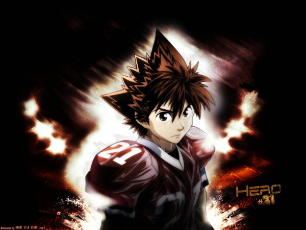 Tags: Anime, Wallpaper, Eyeshield 21