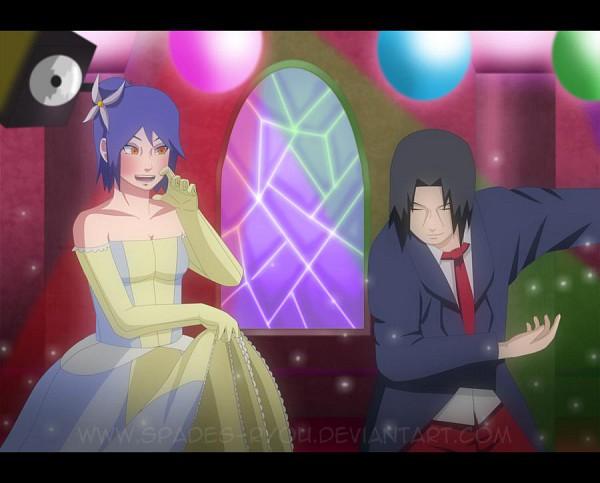 Tags: Anime, Akatsuki, Naruto, Uchiha Itachi, Konan