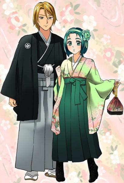 Tags: Anime, Fanart, Akimoto Komachi, Yes! Pretty Cure 5, Natts