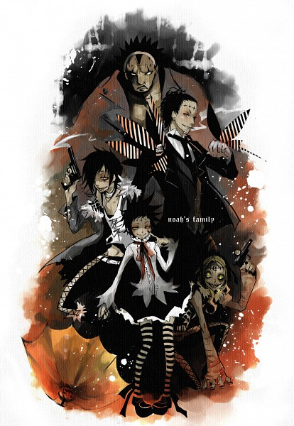D.Gray-man Image de groupe