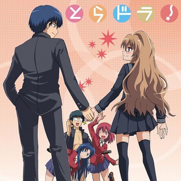 Tags: Anime, Toradora!, Kushieda Minori, Kitamura Yusaku, Takasu Ryuuji