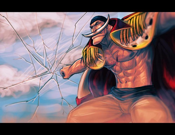 Tags: Anime, One Piece, Eiichirō Oda, Whitebeard