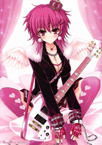 Tags: Anime, Kawamura Hiroki, E☆2 Etsu - Musical Instruments Girls
