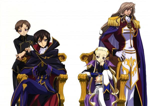 Code Geass Fanfiction Discussion [Archive] - Page 5 - AnimeSuki Forum