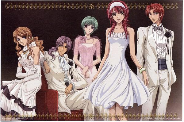 Tags: Anime, Amou Nami, Kanazawa Hiroto, Kahoko Hino, Shoko Fuuyumi