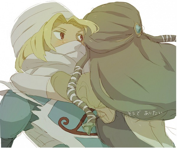 Tags: Anime, Nintendo, The Legend Of Zelda, Princess Zelda, Sheik