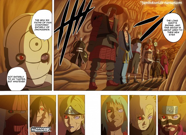 Galerie d'images Naruto - Page 6 656180