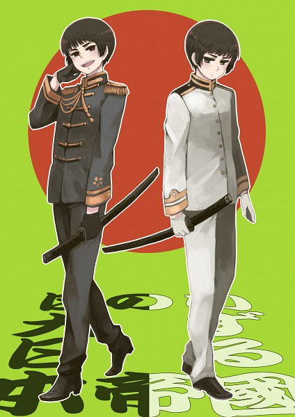Tags: Anime, Axis Powers: Hetalia, Japan, Asian Countries, Axis Power Countries