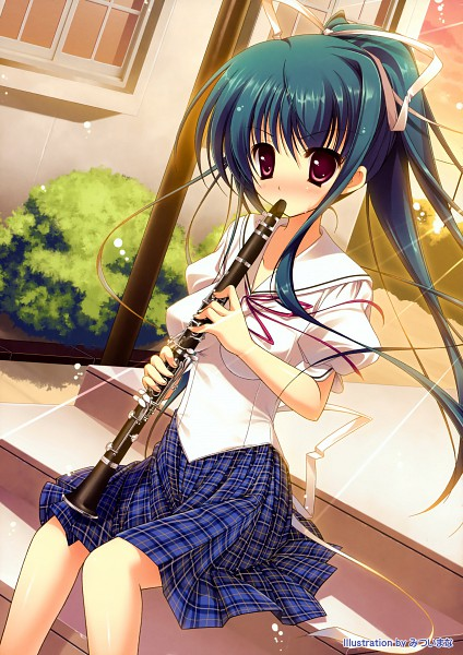Tags: Anime, Mitsui Mana, E☆2 Etsu - Musical Instruments Girls