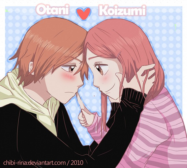 Tags: Anime, Lovely Complex, Koizumi Risa, Ootani Atsushi