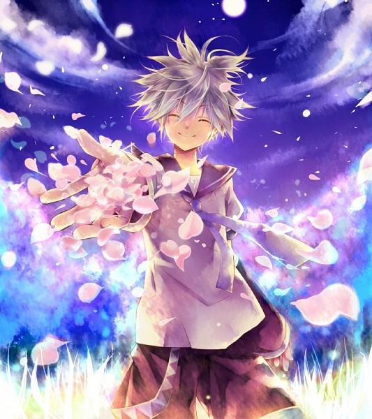 Tags: Anime, Vocaloid, Kagamine Len