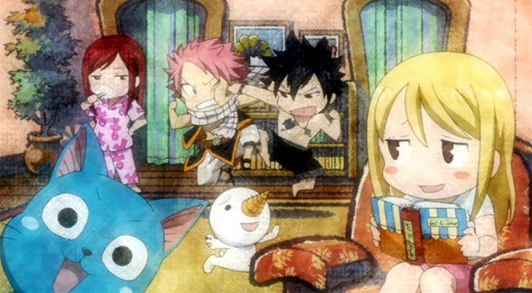 Tags: Anime, Screenshot, Fairy Tail, Natsu Dragneel, Gray Fullbuster