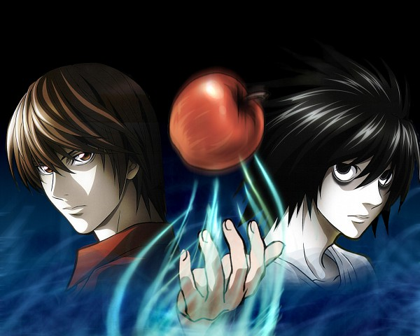 Tags: Anime, Death Note, L Lawliet, Mad House, Light Yagami