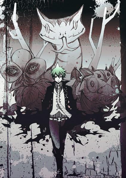 Tags: Anime, Pixiv, Ao No Exorcist, Amaimon, Pixiv Id 306889