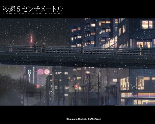 5 Centimeters Per Second,