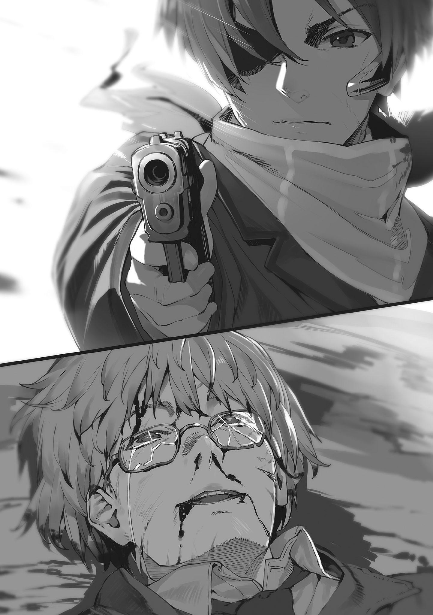 86 (Novel) - Zerochan Anime Image Board