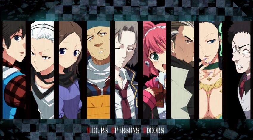 ... download 999 9 Hours 9 Persons 9 Doors image & Ace (999) - 999: 9 Hours 9 Persons 9 Doors - Zerochan Anime Image Board