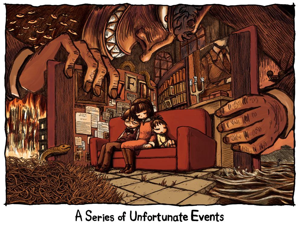 series of unfortunate events book 3 pdf