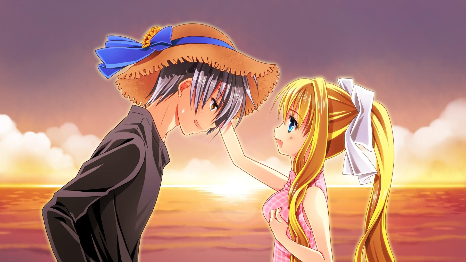 Air wallpaper zerochan anime image board - Anime backdrop wallpaper ...